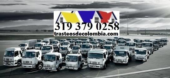 cotizar mudanzas en colombia