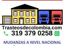 mudanzas en colombia