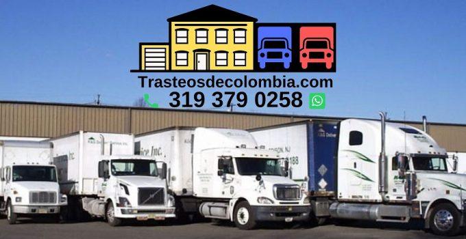 camiones de mudanzas nacionales